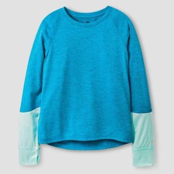 Champion Other - Champion K9031 Girls Long Sleeve T-Shirt